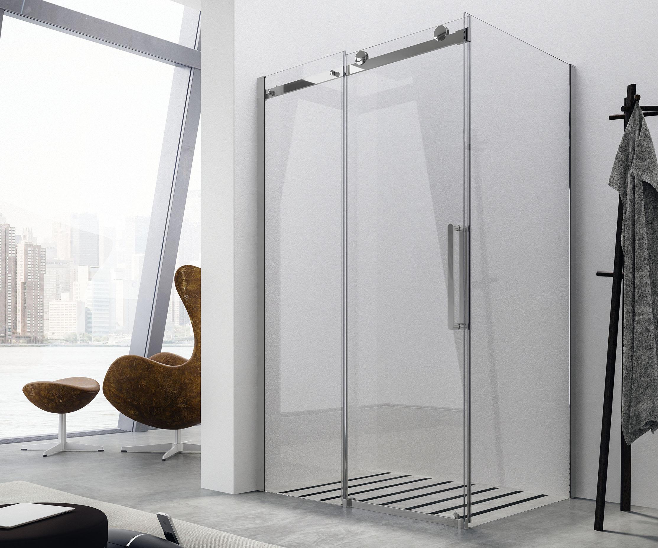 Glass Box Doccia.Shower Enclosures Glass 1989