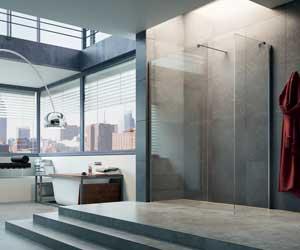 Shower Enclosures - step-in