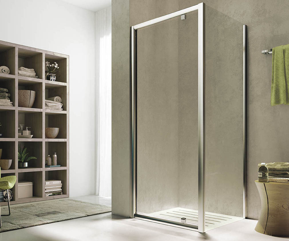 Shower Enclosures - solo4