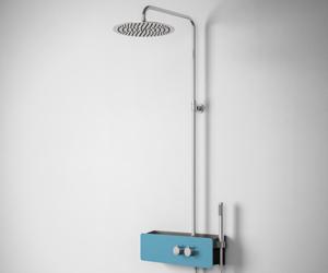Shower Panels - azulejo column
