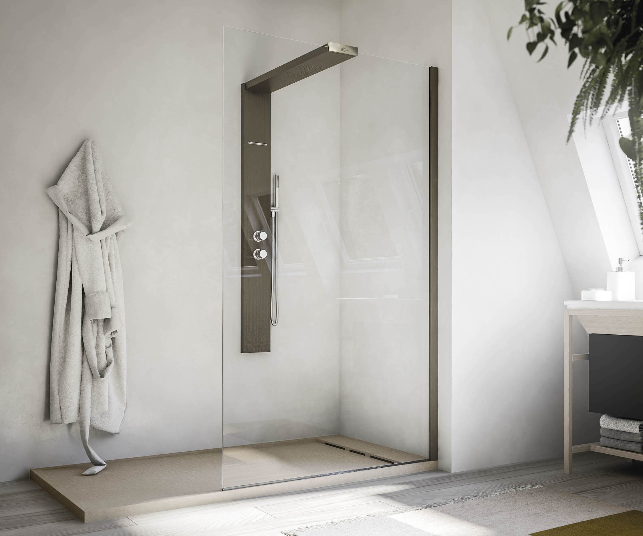 libera lk0 Glass 1989 shower enclosure