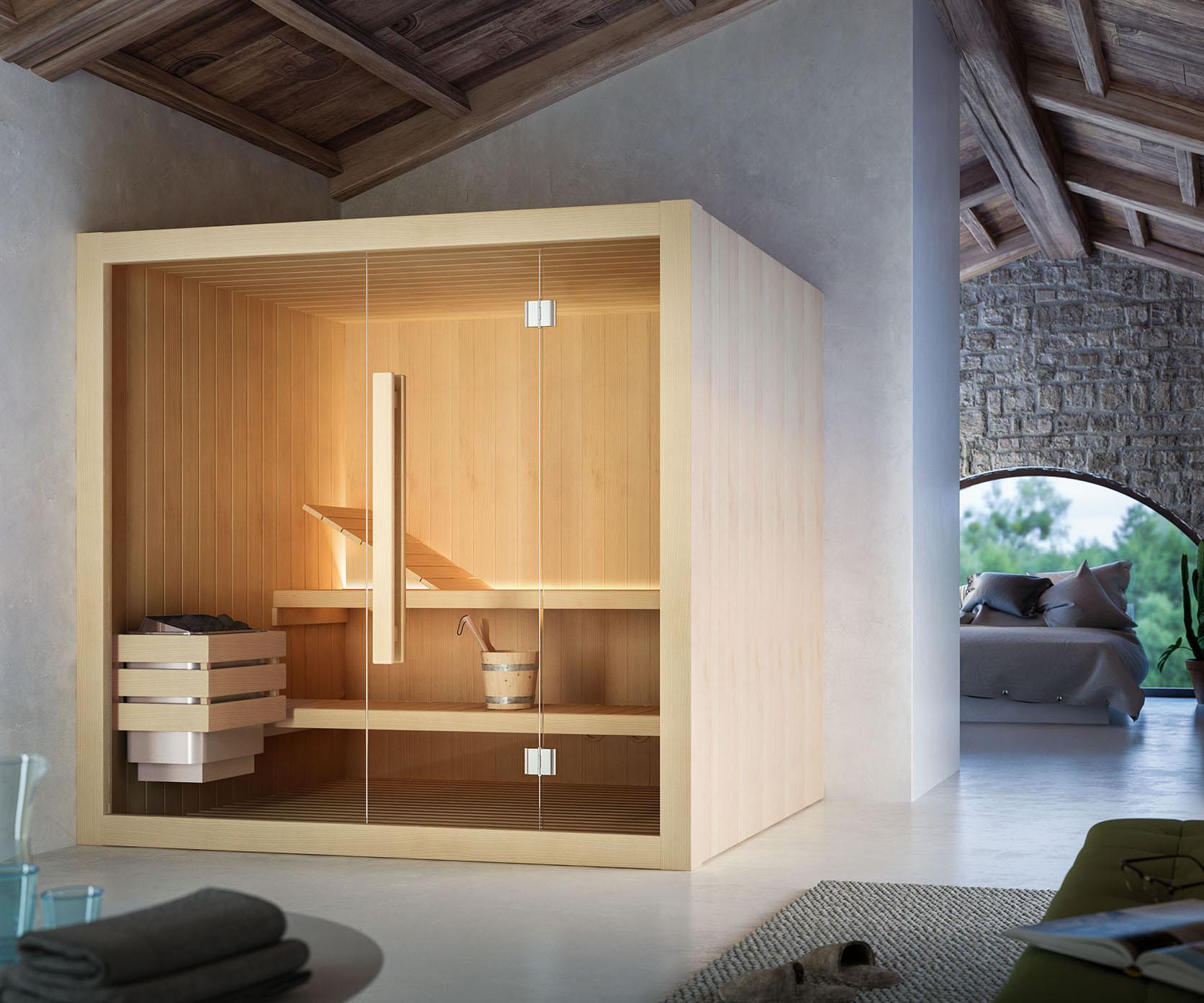 Saunas - Hoshi