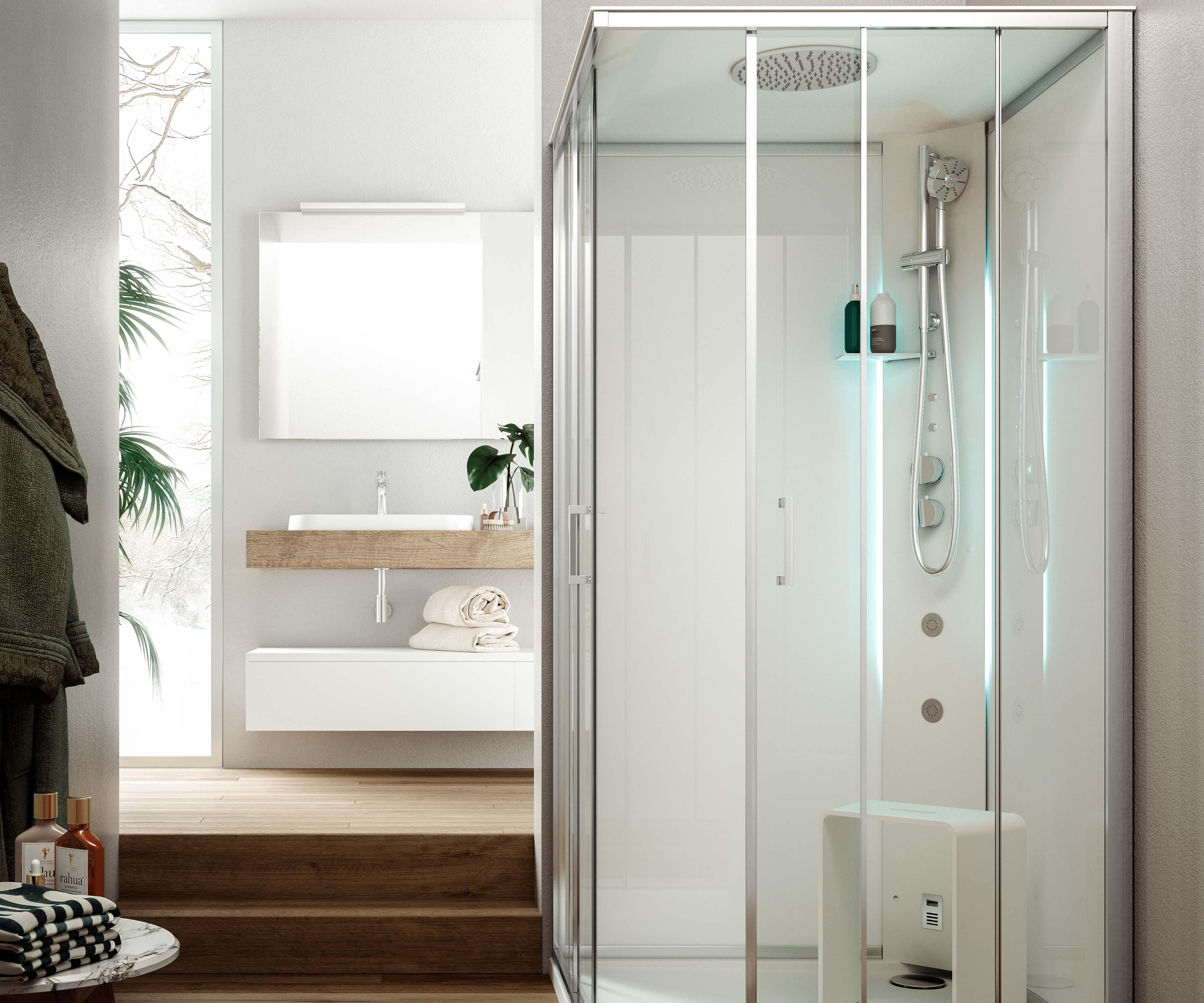 Multifunctional Showers - metis S