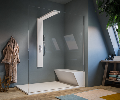 Multifunctional Showers - NonSoloDoccia Shower 021