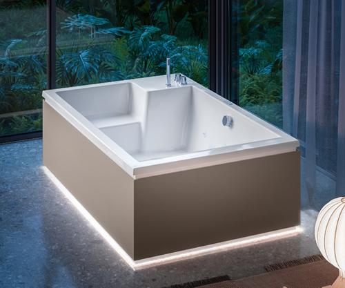 Bathtubs - nubea 185/120
