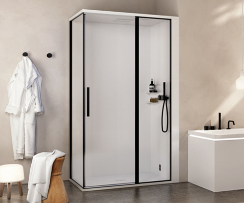 Multifunctional Showers - skyfall shower
