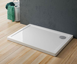 Shower Trays and Wall Panels - cinco