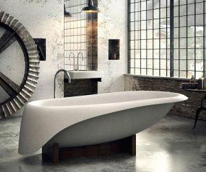 Bathtubs - concrete soft
