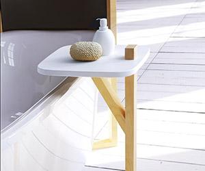 Furnishings Accessories - Malmö storage-table