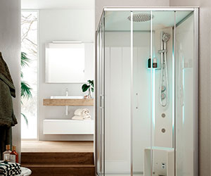 Multifunctional Showers - metis S
