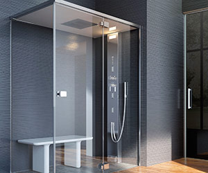Multifunctional Showers - noor steam