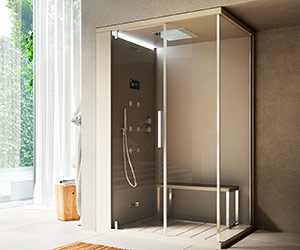 paso doble Glass1989  multifunctional showers
