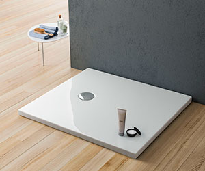 Shower Trays and Wall Panels - planor
