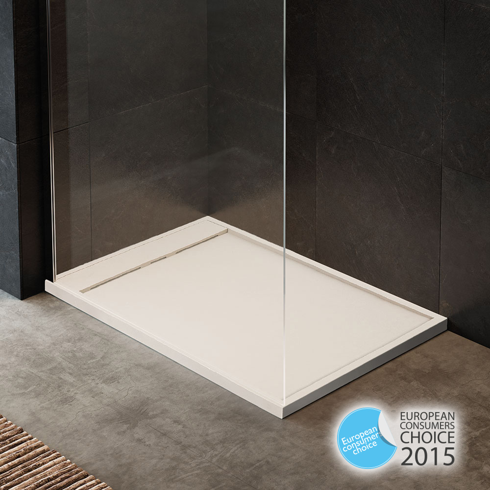 Rug shower tray in plylite shower trays and wall panels - Piatto doccia 75x120 ...