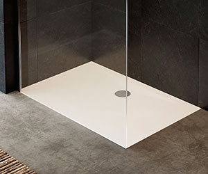 Shower Trays and Wall Panels - set