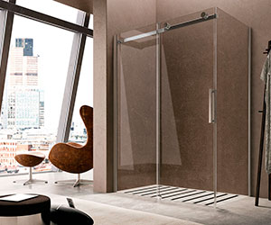fluida fw+fp Glass1989  shower enclosures