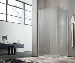 lula uw+ul Glass1989  shower enclosures