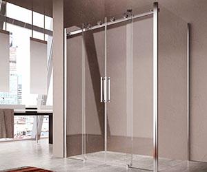 fluida ft+fp Glass1989  shower enclosures