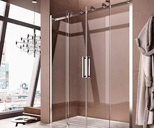 fluida ft Glass1989  shower enclosures