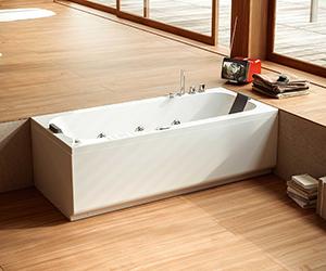 Bathtubs - pop
