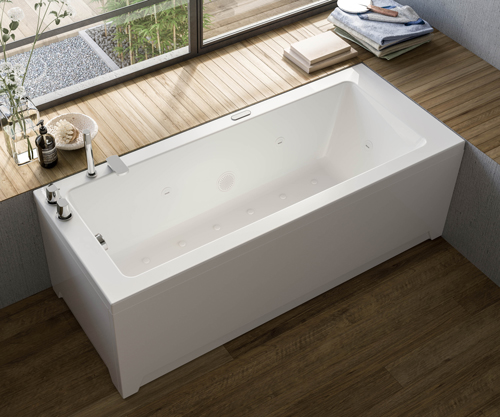 Awesome Bathtubs   Nubea