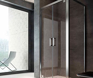 slinta sj+sh Glass1989  shower enclosures