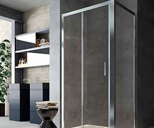 slinta so+sh Glass1989  shower enclosures