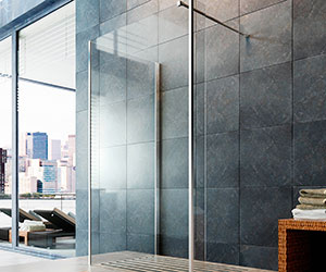 step-in fm+fh Glass1989  shower enclosures
