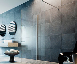 step-in fu+fh Glass1989  shower enclosures