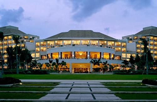 Sanya Marriott Yalong Bay Resort